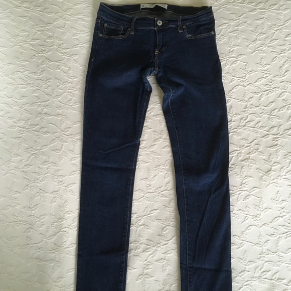 Abercrombie & Fitch Denim - ABERCROMBIE & FITCH Brett Perfect Stretch Jeans 4R